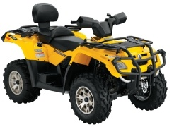 CAN-AM/ BRP Outlander MAX 400 HO EFI (2006 - 2007)