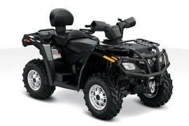 CAN-AM/ BRP Outlander MAX 400 XT (2010 - 2011)