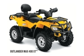 CAN-AM/ BRP Outlander MAX 400 XT (2011 - 2012)