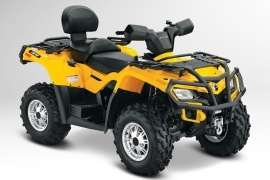 CAN-AM/ BRP Outlander MAX 400 XT (2012 - 2013)