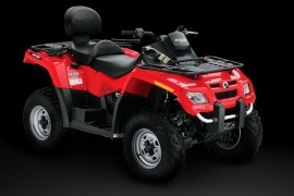 CAN-AM/ BRP Outlander MAX 500 (2008 - 2009)