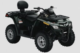 CAN-AM/ BRP Outlander MAX 500 (2009 - 2010)