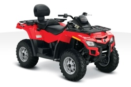 CAN-AM/ BRP Outlander MAX 500 (2010 - 2011)