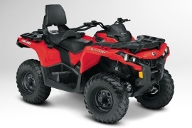 CAN-AM/ BRP Outlander MAX 500 (2012 - 2013)