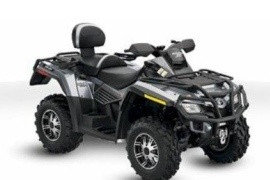 CAN-AM/ BRP Outlander MAX 500 Limited (2009 - 2010)