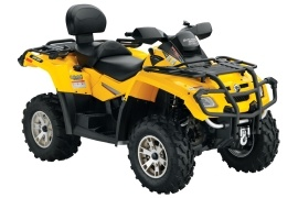 CAN-AM/ BRP Outlander MAX 500 XT (2007 - 2008)