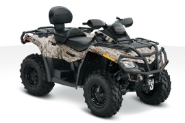 CAN-AM/ BRP Outlander MAX 500 XT (2010 - 2011)