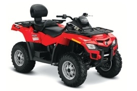 CAN-AM/ BRP Outlander MAX 650 (2009 - 2010)
