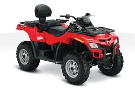 CAN-AM/ BRP Outlander MAX 650 (2010 - 2011)