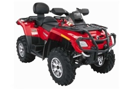 CAN-AM/ BRP Outlander MAX 650 HO EFI XT (2006 - 2007)