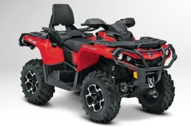 CAN-AM/ BRP Outlander MAX 650 XT (2012 - 2013)