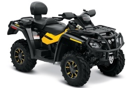 CAN-AM/ BRP Outlander MAX 650 XT-P (2010 - 2011)