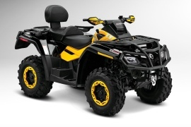 CAN-AM/ BRP Outlander MAX 650 XT-P (2011 - 2012)