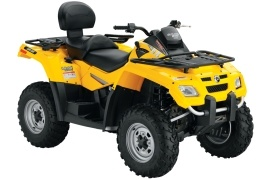 CAN-AM/ BRP Outlander MAX 800 HO EFI (2007 - 2008)