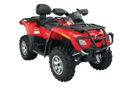 CAN-AM/ BRP Outlander MAX 800 HO EFI XT (2006 - 2007)