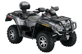 CAN-AM/ BRP Outlander MAX 800 Limited (2007 - 2008)