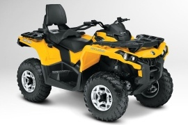 CAN-AM/ BRP Outlander MAX 800R DPS (2012 - 2013)