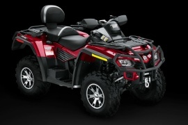 CAN-AM/ BRP Outlander MAX 800R EFI Limited (2008 - 2009)