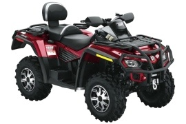 CAN-AM/ BRP Outlander MAX 800R EFI Limited (2009 - 2010)