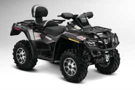 CAN-AM/ BRP Outlander MAX 800R Limited (2011 - 2012)