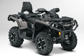 CAN-AM/ BRP Outlander MAX 800R XT (2012 - 2013)