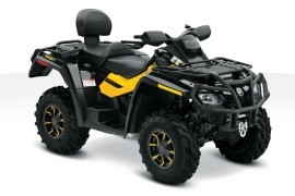 CAN-AM/ BRP Outlander MAX 800R XT-P (2010 - 2011)