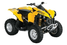 CAN-AM/ BRP Renegade 500 (2007 - 2008)