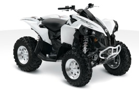 CAN-AM/ BRP Renegade 500 (2010 - 2011)