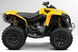 CAN-AM/ BRP Renegade 500 (2012 - 2013)