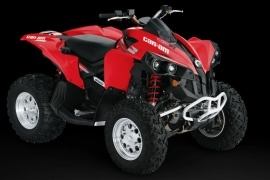 CAN-AM/ BRP Renegade 500 EFI (2008 - 2009)