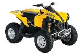 CAN-AM/ BRP Renegade 800 (2007 - 2008)