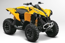 CAN-AM/ BRP Renegade 800R (2012 - 2013)