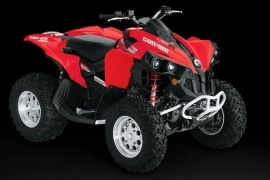 CAN-AM/ BRP Renegade 800R EFI (2008 - 2009)