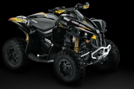 CAN-AM/ BRP Renegade 800R X (2008 - 2009)