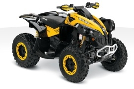 CAN-AM/ BRP Renegade 800R X XC (2010 - 2011)