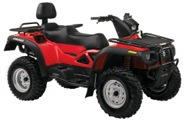 CAN-AM/ BRP Traxter Max 500 5 speed Auto-Shift (2004 - 2005)