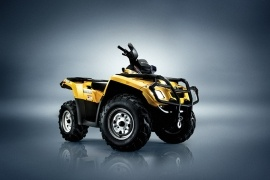 CAN-AM/ BRP OUTLANDER 800 (2004 - Present)