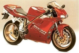 Ducati 748 Specs 1995 1996 1997 1998 1999 Autoevolution