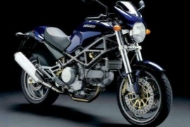 DUCATI Monster 800ie (2003 - 2005)