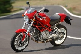Ducati Monster Models Autoevolution