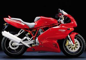 DUCATI SUPERSPORT 1000DS