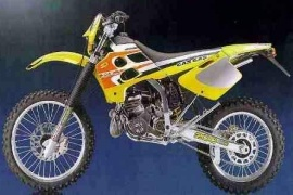 GAS GAS ENDURO EC 200 (1998 - 2002)