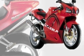 GILERA SuperSport 600 (2002 - Present)