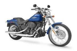 HARLEY DAVIDSON FXSTB/FXSTBI Night Train (2006 - Present)