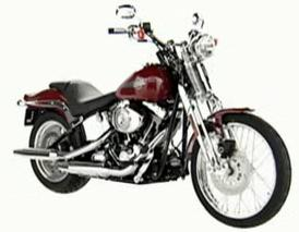 HARLEY DAVIDSON FXSTS Springer Softail