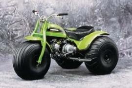 Honda Atc Main
