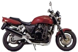 HONDA CB 1000 SUPER FOUR (1993 - 1994)