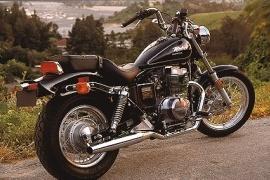 HONDA CMX 450 Rebel 1986   1987