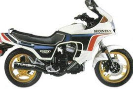 HONDA CX 650 Turbo (1983 - 1986)
