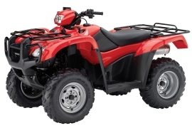 HONDA FourTrax Foreman 4X4 ES with Power Steering TRX500FPE (2012 - 2013)